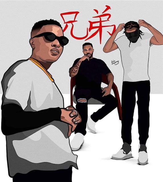 R2Bees ft. Wizkid - Supa (Afro Pop)