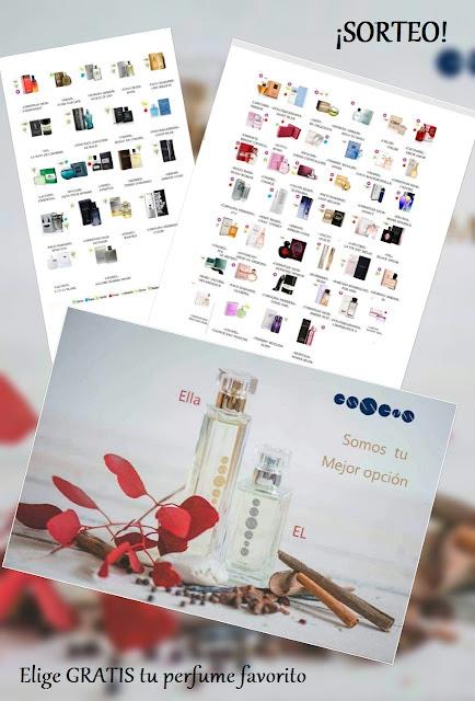 sorteo perfume essens