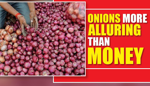 Thieves steal onions worth Rs 50k from Bengal shop. Owner finds biggest surprise in cash box