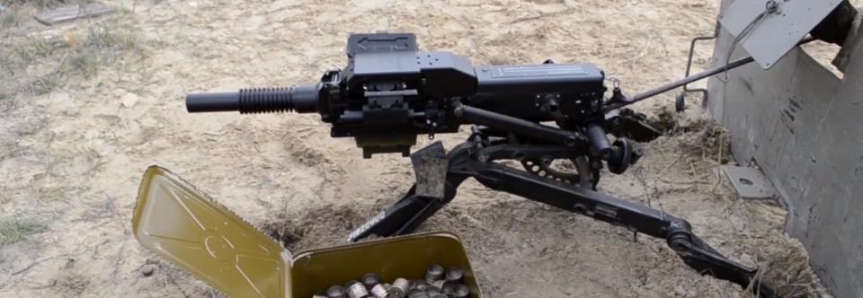 ЗСУ отримали першу партію станкових гранатометів КБА.117-02