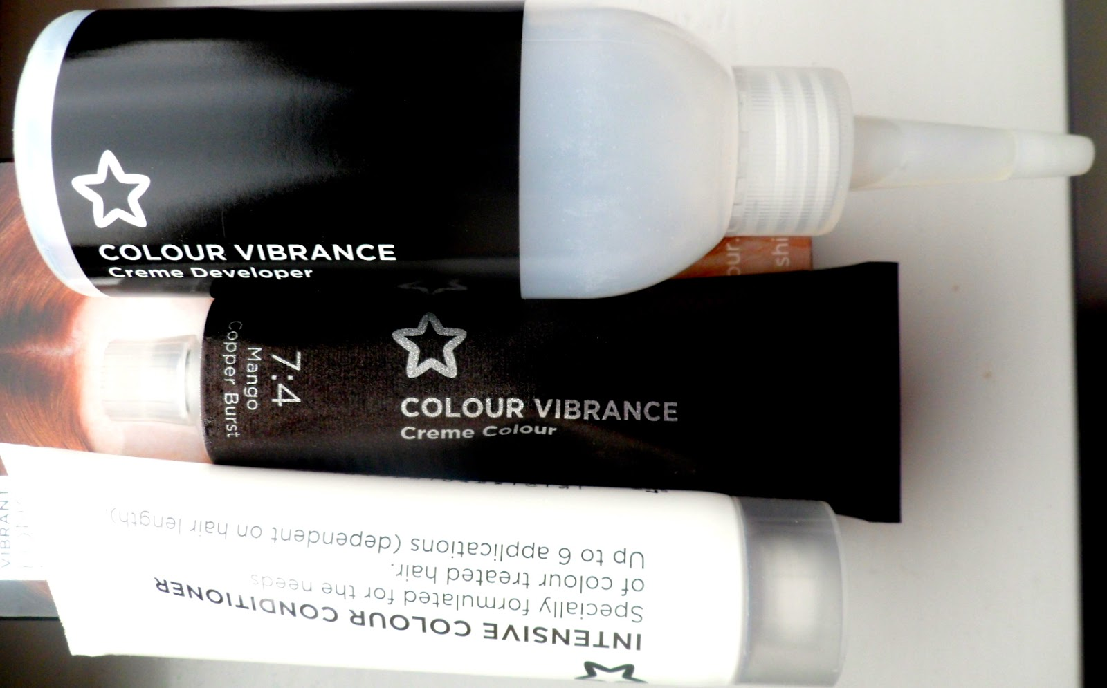 Superdrug Colour Vibrance in 'Mango Copper Burst'