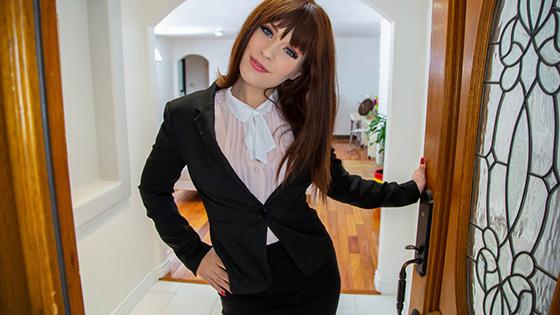 [PropertySex] Kiara Edwards Show Off Your Assets