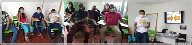 Coordenação de Combate ao Coronavírus em Capim Grosso se reúne para aplicar ações de emergência