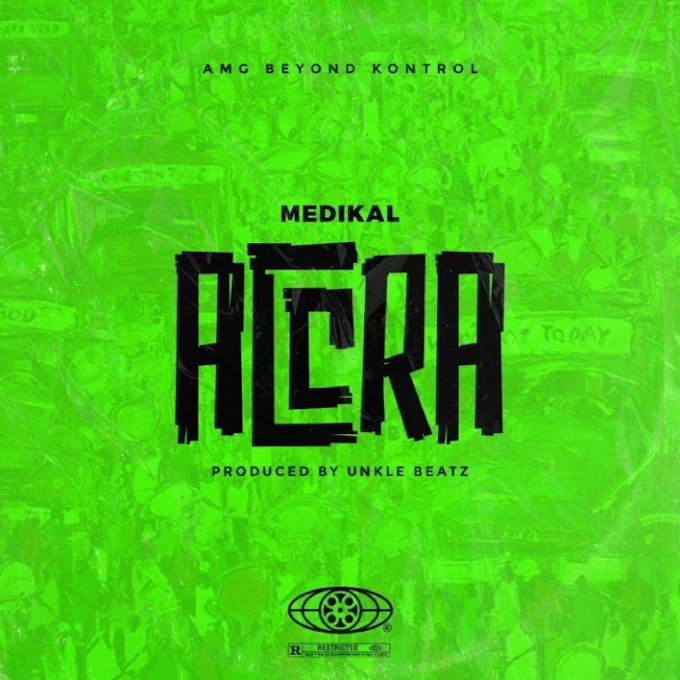 MP3 DOWNLOAD: Medikal – Accra