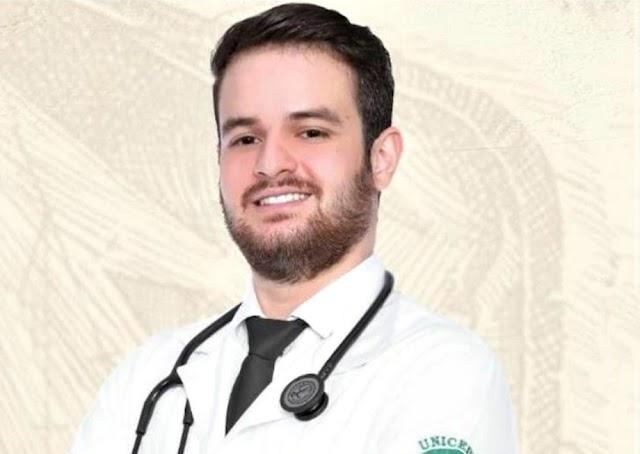 Médico Eduardo Mascarenhas morre em acidente na BR 135 no Piauí
