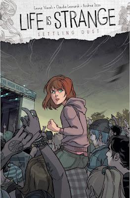 Titan Comics LIFE IS STRANGE SETTLING DUST cover 1