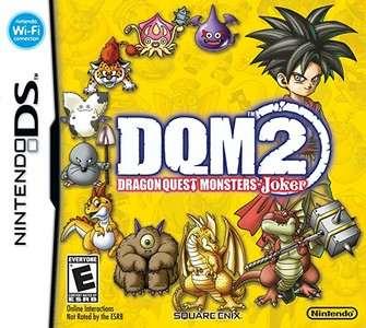 Rom Dragon Quest Monster Joker 2 NDS