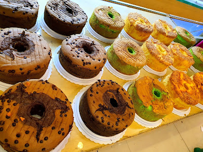 Chiffon Cake Cirebon, Kue Sifon Cirebon, Bolu Cirebon, Bakery Cirebon