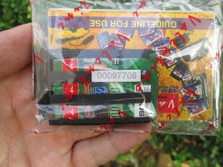 Baterai Valentine Siemens A35 Jadul Langka