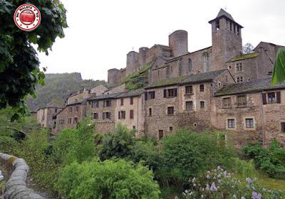 Brousse-le-Château - Francia