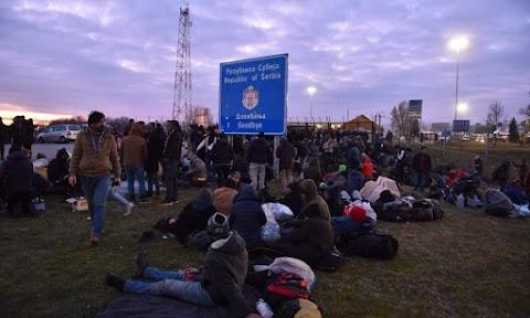 Ausztria megköszönte Magyarországnak, hogy a migránsok nem jutottak el a hozzájuk