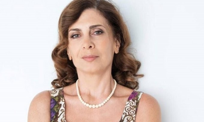 Κατερίνα Διδασκάλου: Ανέβασε βίντεο με την μεταμόρφωσή της σε... Μυρσίνη