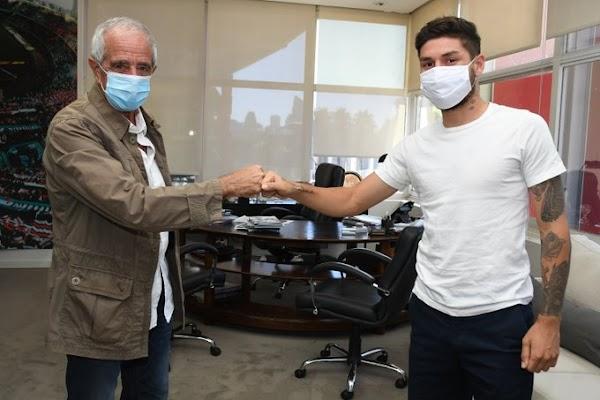 Oficial: River Plate, renueva Montiel hasta 2022
