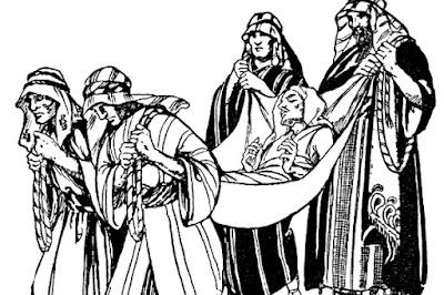 Rozważania Adwentowe – Jezus odpuszcza grzechy