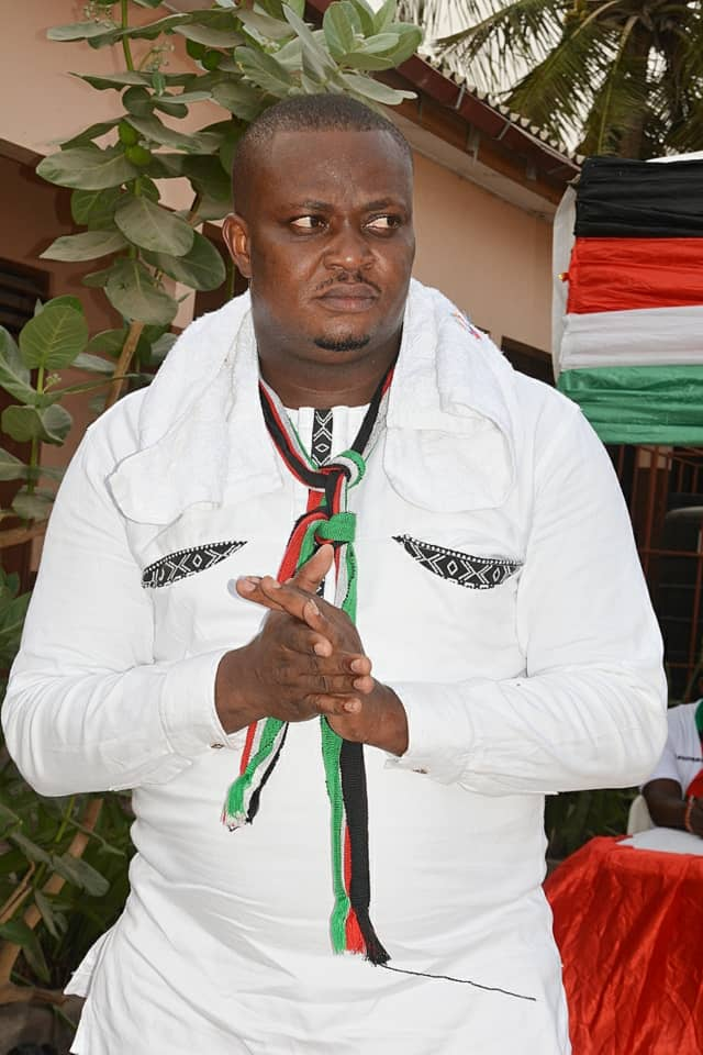 """*""""We are ready to deliver victory to the NDC""""- Const. Youth Organizer declares*"""