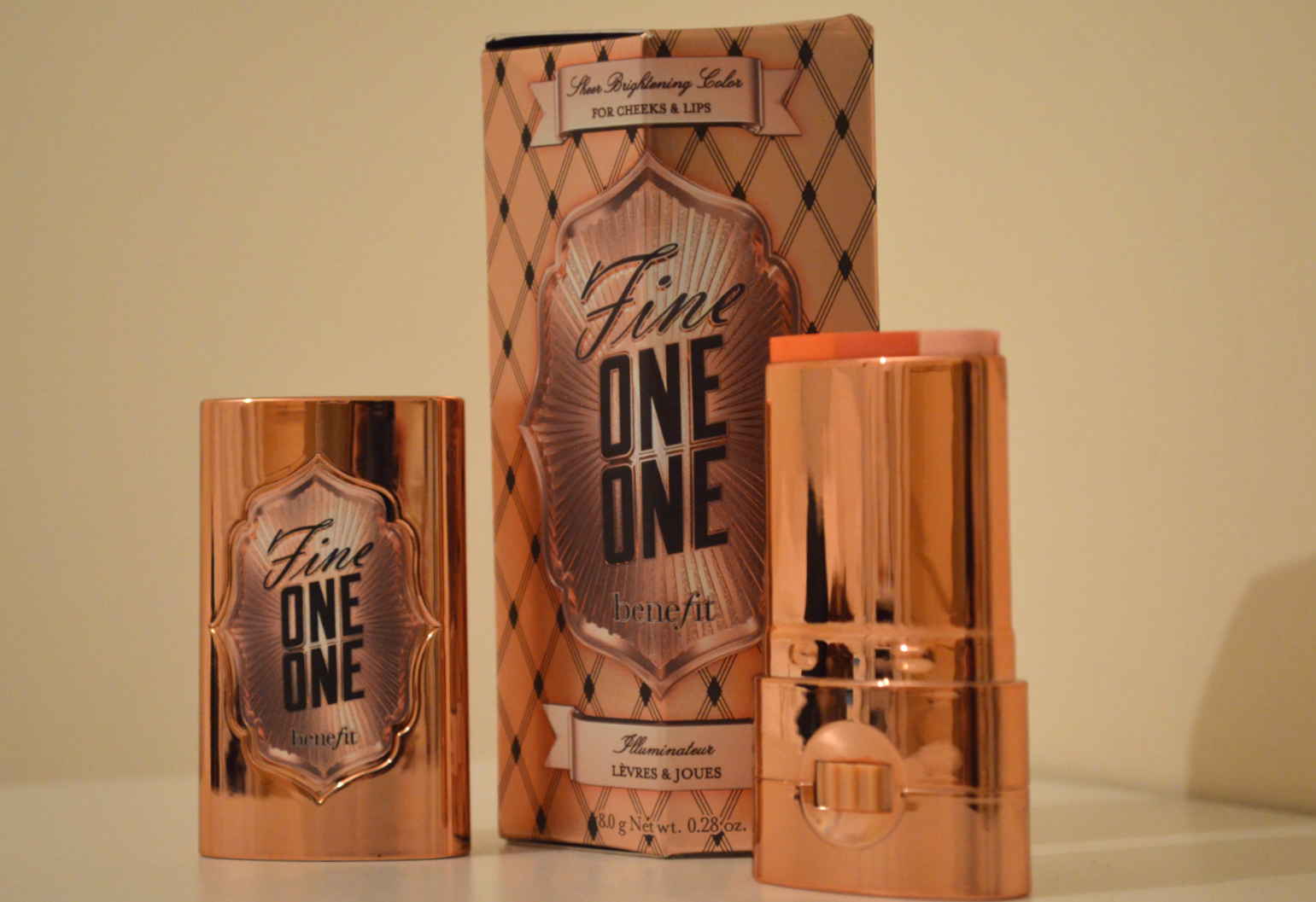 Fine-One-One Sheer Brightening Color for Cheeks & Lips by Benefit #17