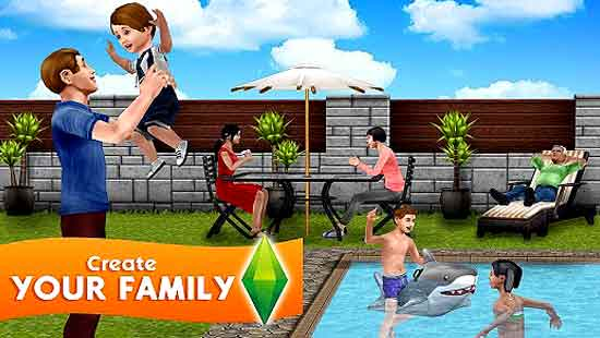 The Sims FreePlay Mod Apk Unlimited