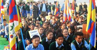 TCV Chauntra Uprising Day
