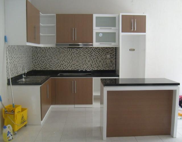 Dapur Minimalis Sederhana Ukuran 2x2