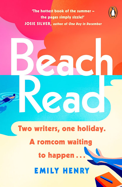 Beach Read by Emily Henry Book Cover Audiobook