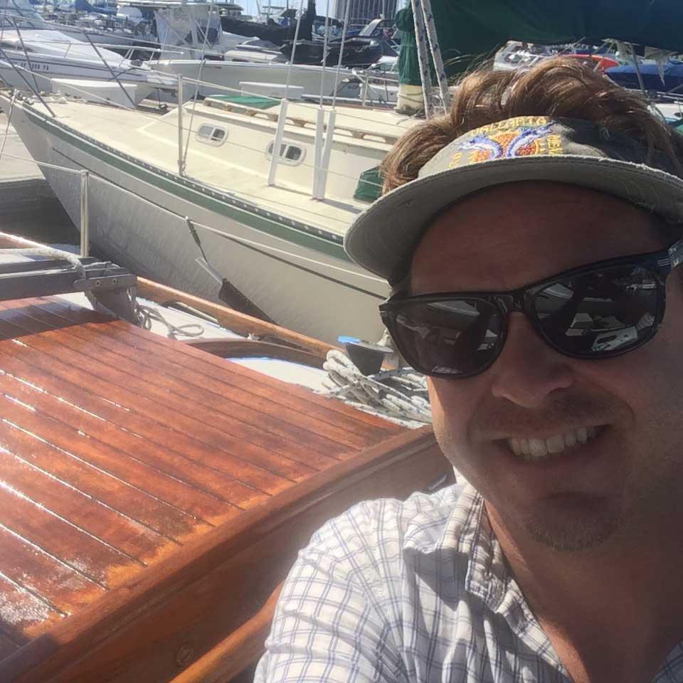 03e1953c5e Captain Curran s sailing blog  To varnish or not to varnish  Short ...