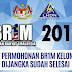 BR1M 2017 : Status Permohonan BR1M Kelompok 2 Dijangka Sudah Selesai