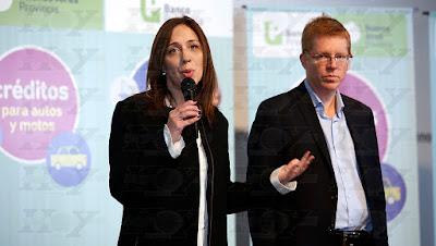 Escándalo: hombre clave de María Eugenia Vidal,  gasta casi 25 millones de pesos en sueldos de 23 asesores privilegiados. Mientras, la gobernadora ajusta y/o despide trabajadores