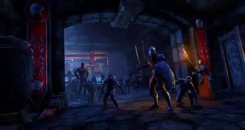Elder Scrolls Online,Waking Flame DLC,