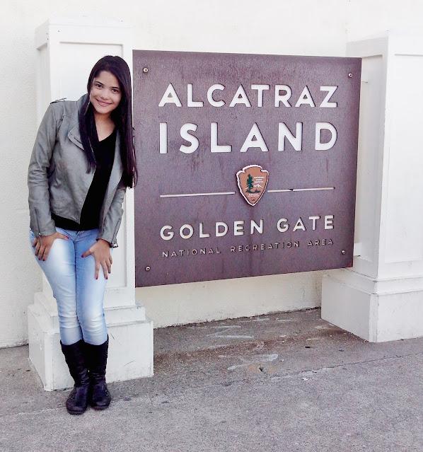 placa bem vindo a alcatraz