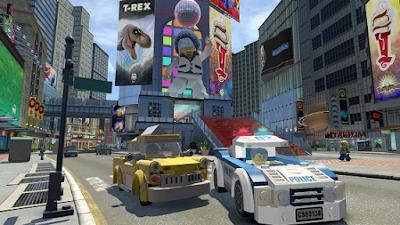 LEGO City Undercover PC