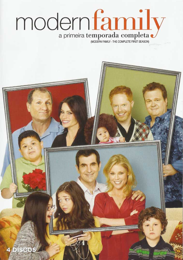 Modern Family 1ª Temporada Torrent – Blu-ray Rip 720p Dual Áudio (2009)