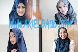 Cara Memakai Jilbab Pashmina Bagus dan Simple
