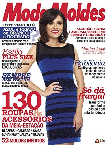 Moda Moldes 72 - On Line Editora