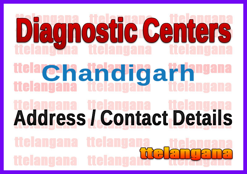 Diagnostic Centers in Chandigarh