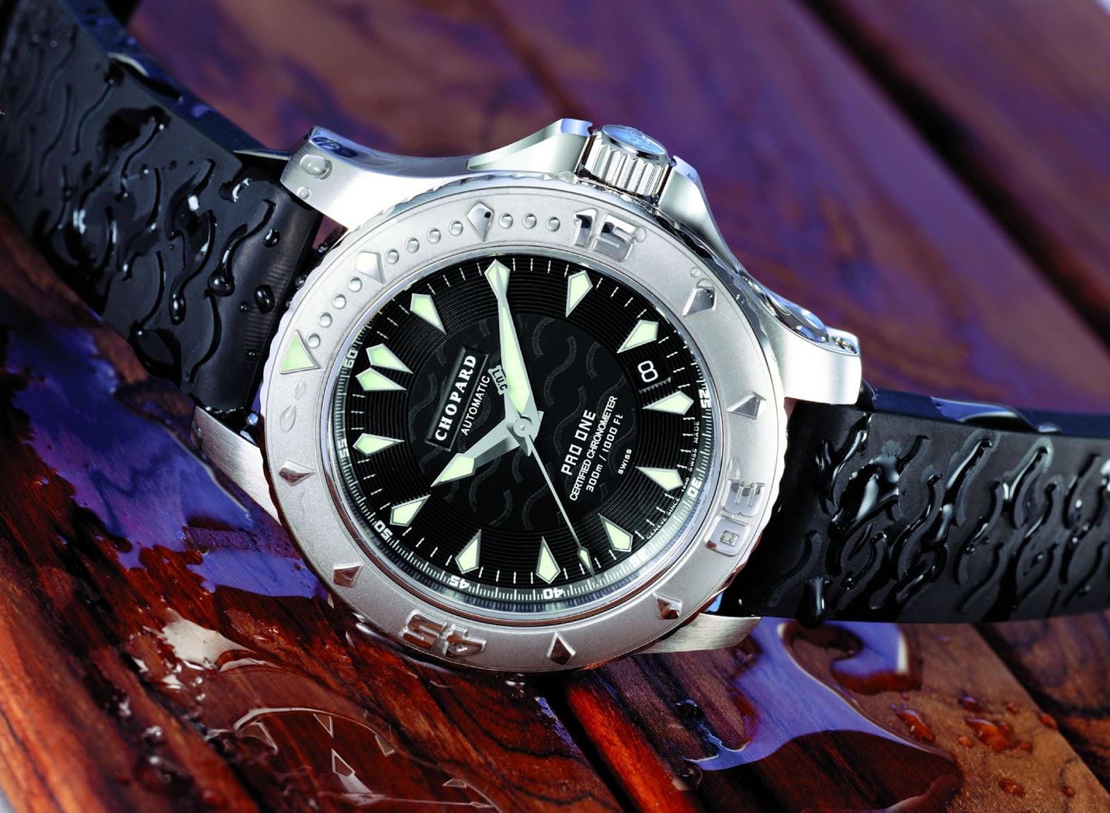 CHOPARD L.U.C Pro One automatic watch