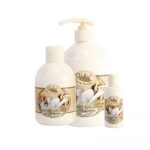 Velvy Goat's Milk Shower Cream Licorice & Shea Butter