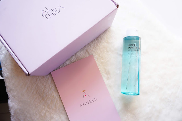 Beauty Review: Althea Pore Puryfying Serum Cleanser