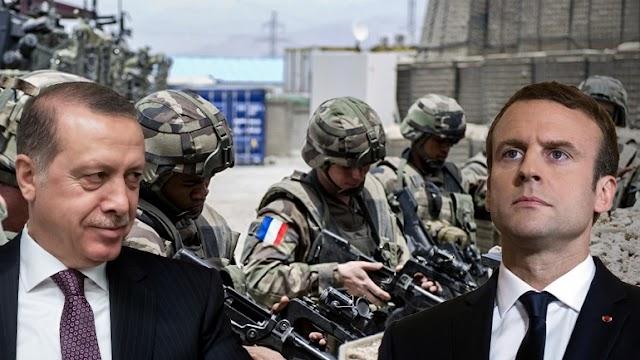 Το γαλλικό τείχος στην Ανατολική Μεσόγειο τρομάζει τον Ερντογάν