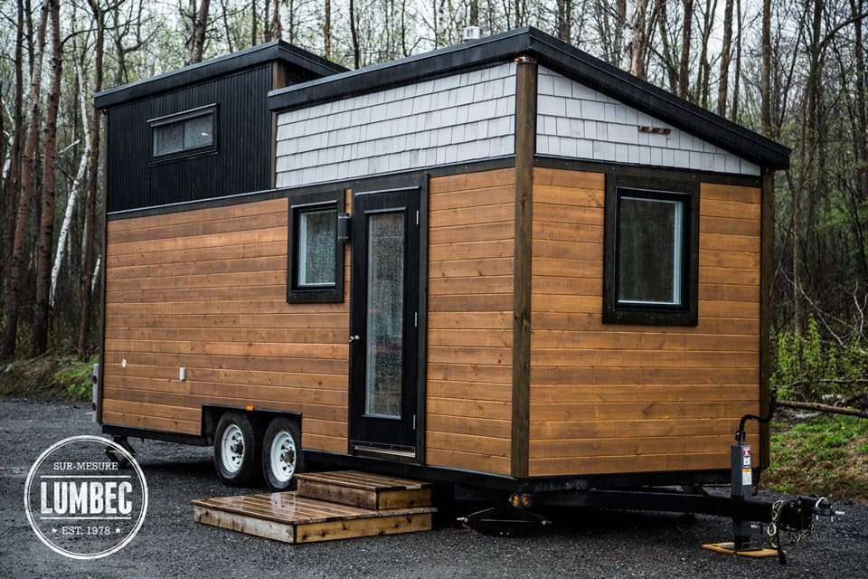 Tiny House Town: The Lumbec Tiny House