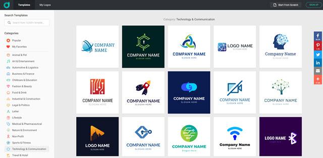 logo maker tool online