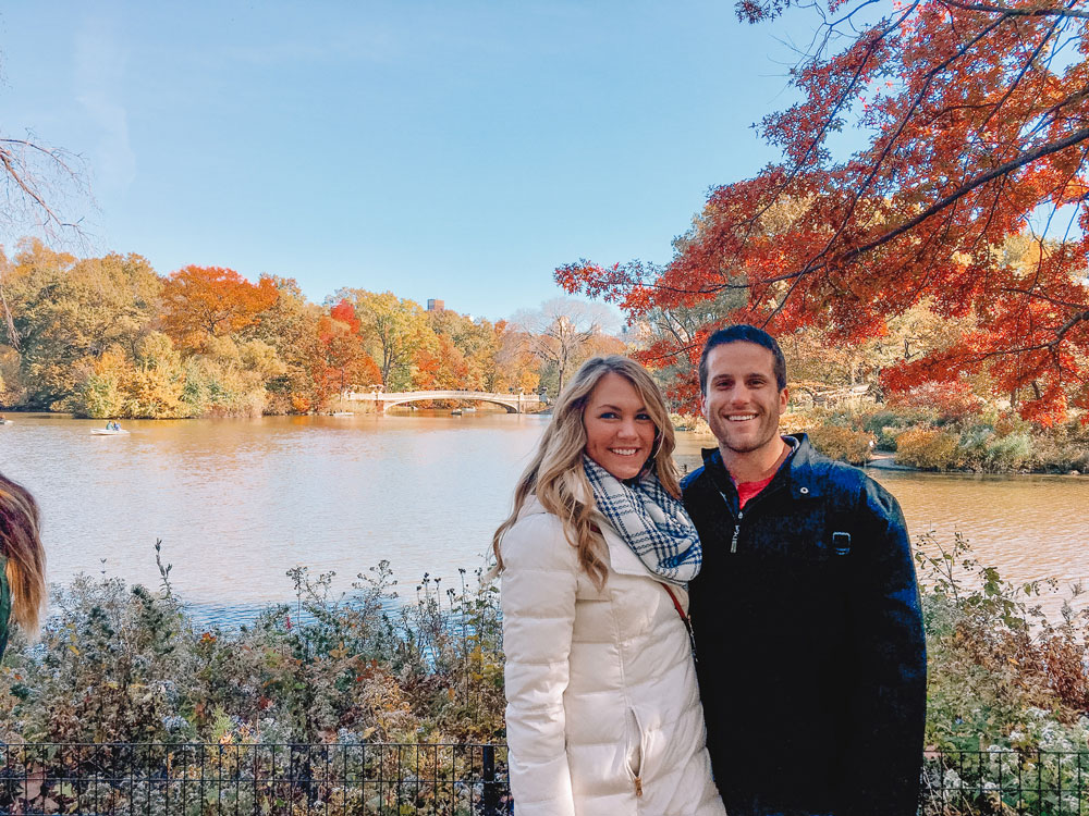 Most Instagrammable Spots in NYC: Central Park