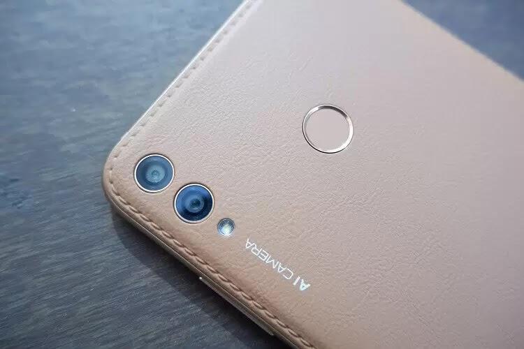 Huawei Y Max 16MP + 2MP Dual Rear Cameras