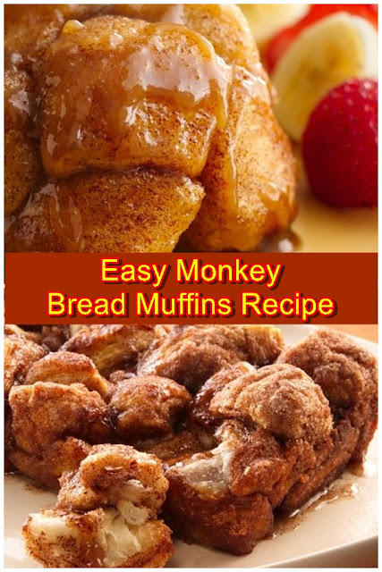 Easy Monkey Bread Muffins Recipe