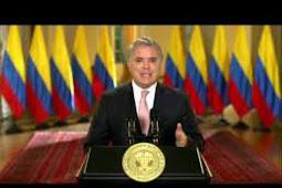 Inilah Pidato Presiden Kolombia, Iván Duque Márquez Saat Berbicara di Debat Umum PBB ke 75