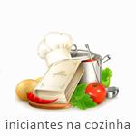 iniciantes na cozinha