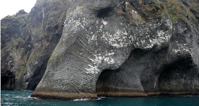 A misteriosa Ilha Elefante