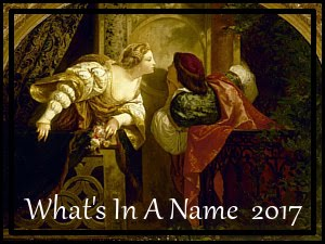 WHAT'S IN A NAME? 2017