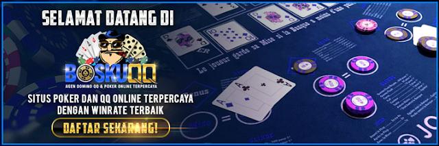 Situs Poker Online Terbesar Dan Terpercaya 2020 BoskuQQ