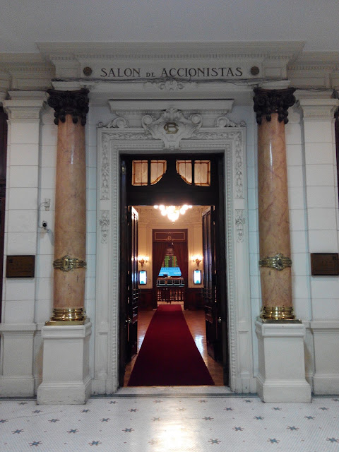 Bolsa de Comercio, Santiago de Chile