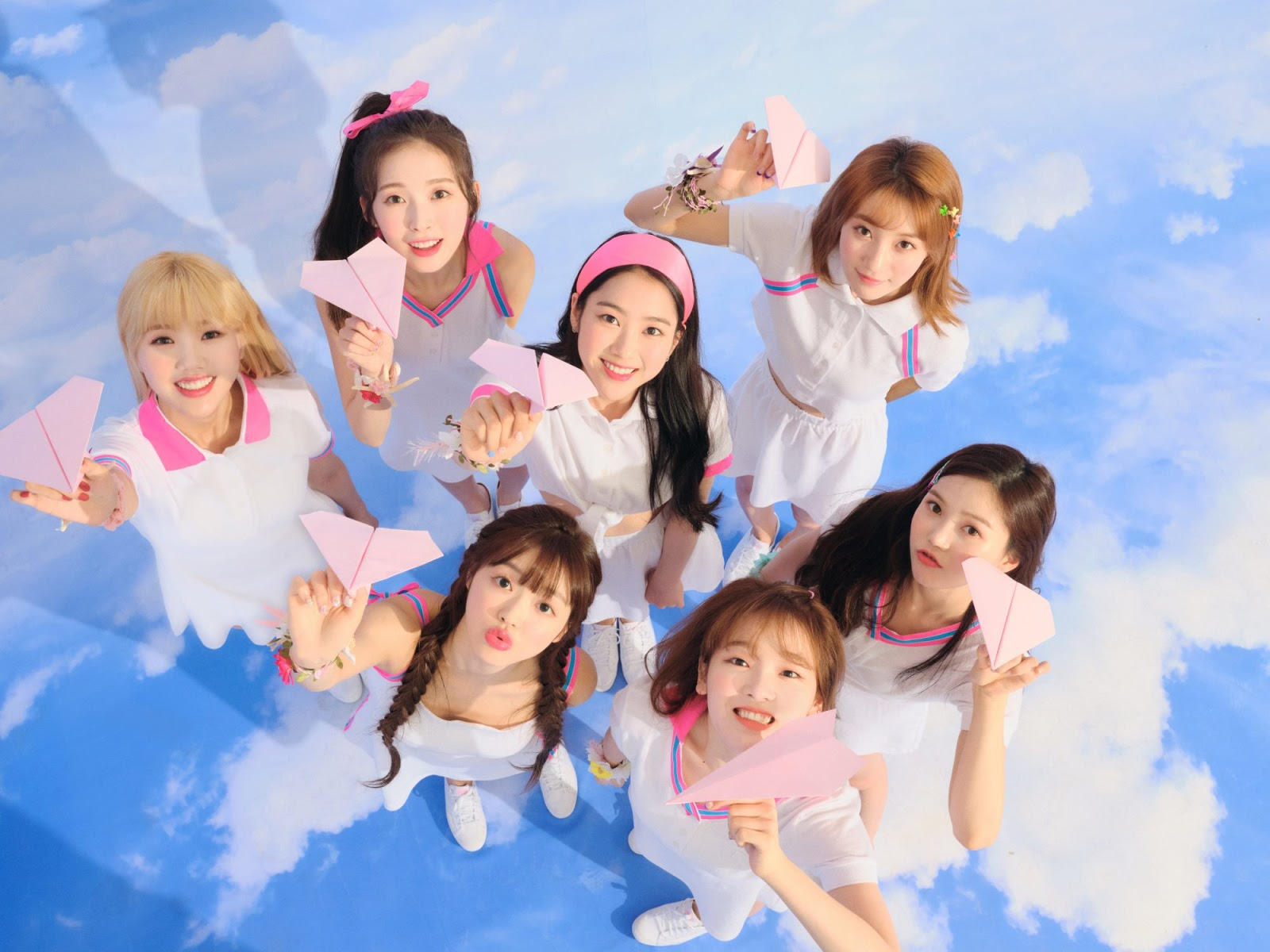Agency Confirm The Comeback Plan of Oh My Girl